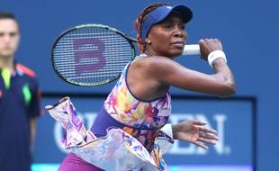 La championne de tennis Venus Williams à l'US Open en 2016