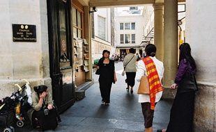 Le fœtus a été retrouvé dans un parc situé derrière la chapelle de Notre-Dame-de-la-Médaille-miraculeuse à Paris