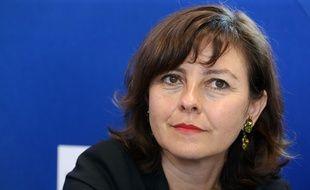 Carole Delga, la présidente socialiste de la Région Occitanie