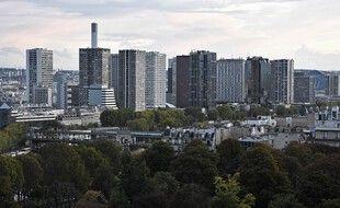 L'agression a eu lieu dans le quartier de Beaugrenelle, à Paris