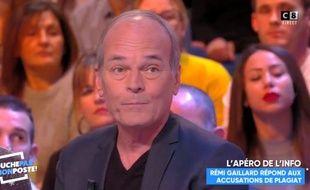 Dans TPMP, Laurent Baffie a accusé l'humoriste belge François Damiens de plagiat.