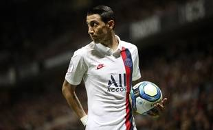 Angel Di Maria a brillé face à Nice.