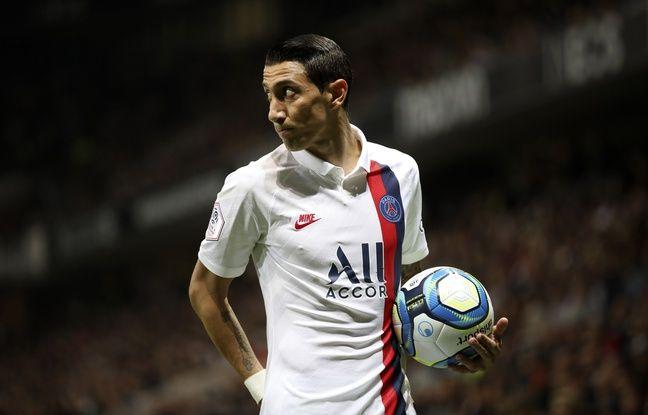 Nice-PSG: «Le génie d'Angel Di Maria a parlé!» L'Argentin assume en l'absence de Neymar