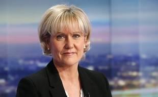 L'eurodéputée LR Nadine Morano