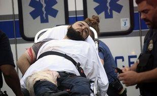 Le suspect de plusieurs attaques à la bombe à New York et dans le New Jersey, Ahmad Khan Rahami a été arrêté le 19 septembre 2016.