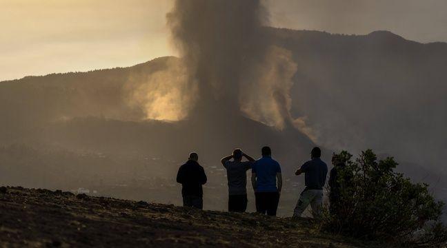 Canaries : Sept vols intérieurs annulés vendredi après l'éruption volcanique