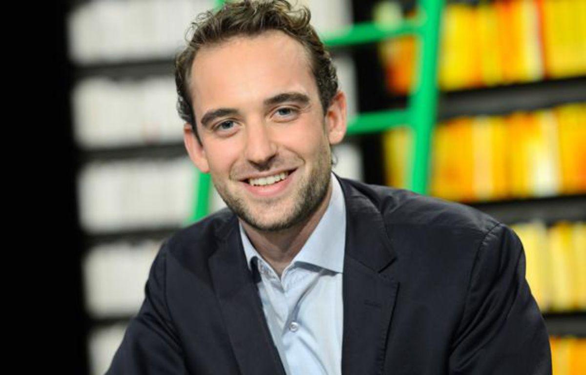 L'écrivain Joël Dicker. – BALTEL/SIPA