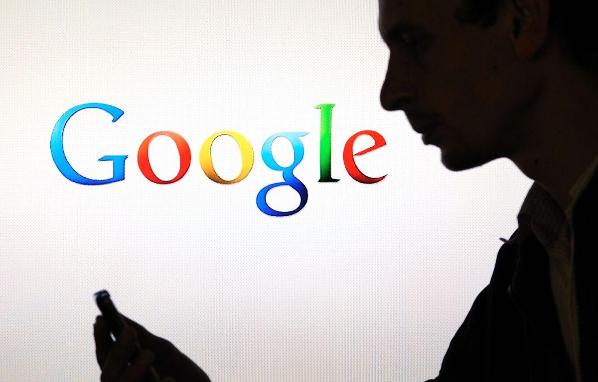 Le logo de Google. –  SALOM-GOMIS SEBASTIEN/SIPA