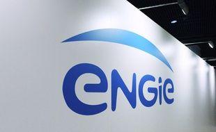 Illustration du logo d'Engie