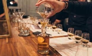 Chivas The Blend, le nouveau spot éphémère pour les passionnés de cocktails