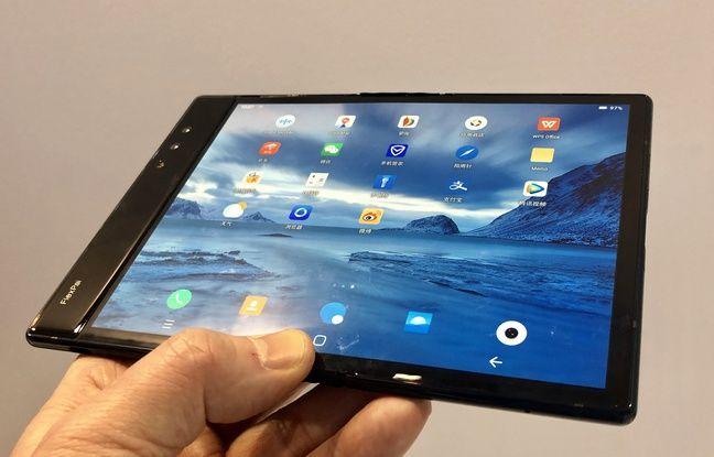 Nous avons testé le Huawei Mate X — Smartphone pliable
