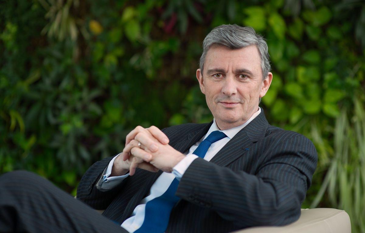 Philippe Arraou, président de l'Ordre des experts-comptables – D.R.