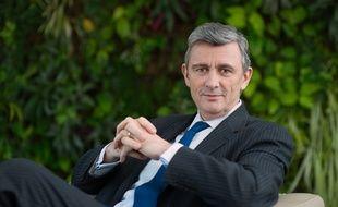 Philippe Arraou, président de l'Ordre des experts-comptables