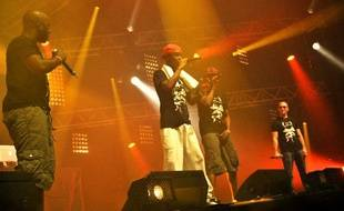 Sexion d'Assaut, Festival de Biarritz, 22/07/2010