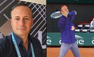 Edouard Deslandes et son avatar