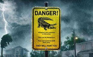 Avec «Crawl», Alexandre Aja voulait réaliser le «Dents de la mer» des films de crocodiles