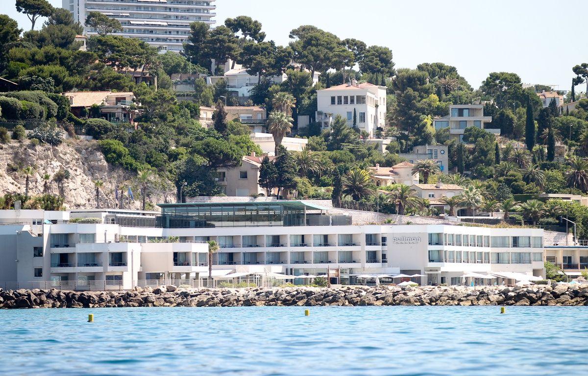 Toutes les catégories d'hôtel sont concernées. En photo, l'hôtel de luxe Pullman sur la Corniche. – P.MAGNIEN / 20 MINUTES