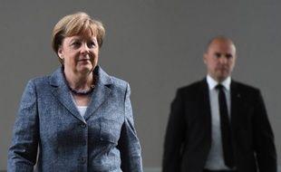 La chancelière allemande Angela Merkel à Berlin le 2 juin 2015