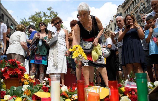 VIDEO. Barcelone: Un an après les attentats qui ont fait 16 morts, l'Espagne a rendu hommage aux victimes