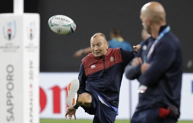 Coupe du monde de rugby: «Jouer comme 15 Donald Trump? Je ne sais pas ce que ça signifie» répond le coach des USA à Eddie Jones