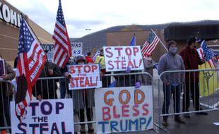 Les manifestations n'y auront rien changé, la victoire de Joe Biden devrait être confirmée en Pennsylvanie.
