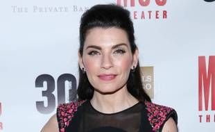 L'actrice Julianna Margulies