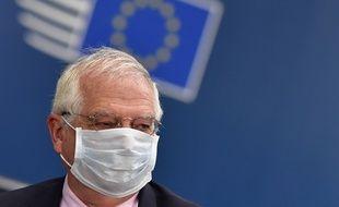 Josep Borrell est le chef de la diplomatie européenne.