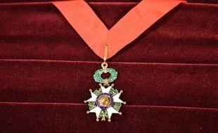 Légion d'honneur, illustration