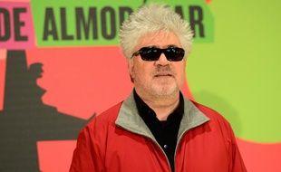 Le réalisateur espagnol Pedro Almodovar, à Madrid, le 6 mars 2013.