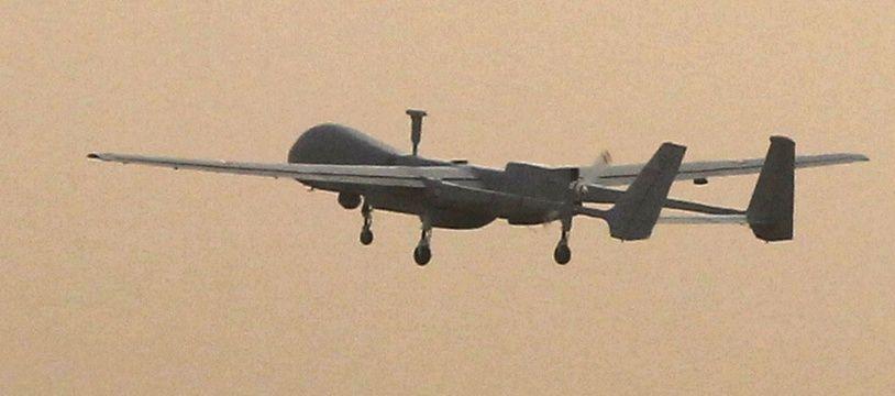 Un drone de l'armée française