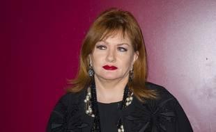 La comédienne Catherine Jacob.