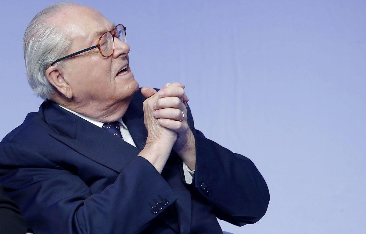 Jean Marie Le Pen, le 30 novembre 2014 – FAYOLLE PASCAL/SIPA