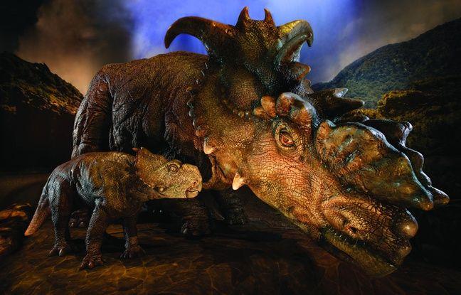 Des dinosaures gentils, ça existe dans l'univers et l'exposition «Jurassic World»