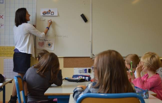 Vite convaincue, l'enseignante Karine Stutzmann utilise la Twictée depuis trois ans, avec ses CP et ses CE1.