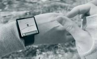 Commander sa montre en se frottant les doigts pourrait bientôt être une réalité.