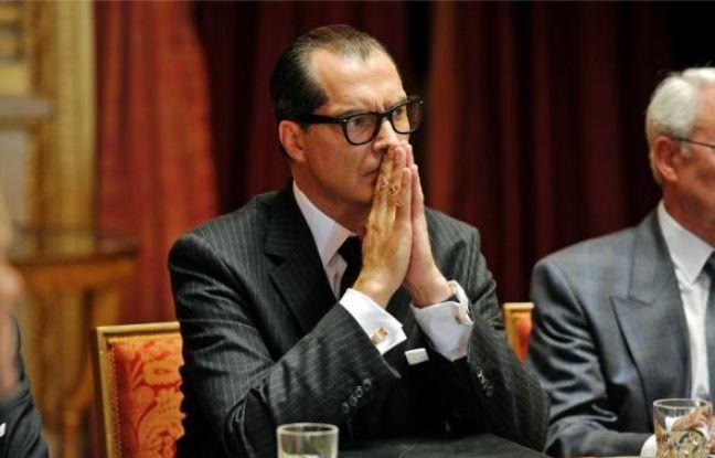 Samuel Labarthe incarne Jacques Chirac, ce soir sur France 3.