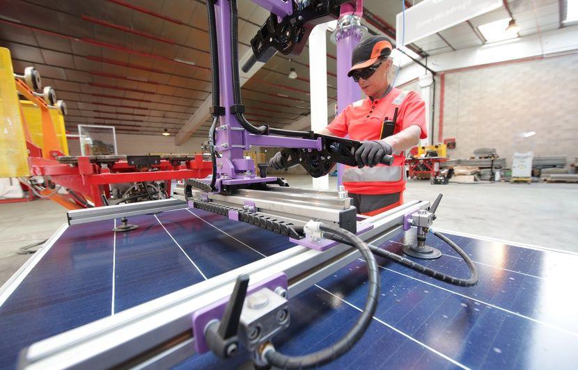 Bouches-du-Rhône: La première usine française de recyclage de ...