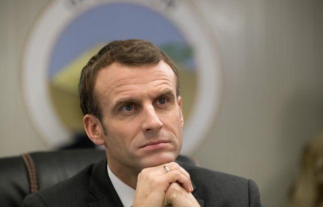 Emmanuel Macron n'ira pas à Davos, mais réunira des patrons étrangers à Versailles