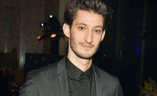 Pierre Niney le 14 janvier 2019