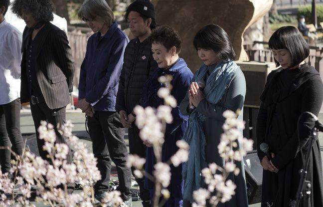 648x415 japon observe minute silence memoire triple catastrophe fait pres 18500 morts disparus 11 mars 2011