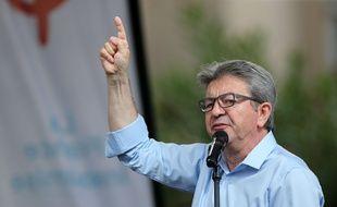 Jean-Luc Mélenchon demande la parole