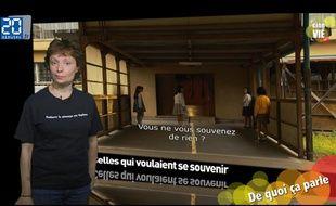 Caroline Vié présente sa chronique de cinéma