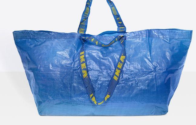 FRAKTA, le sac qui sert à à peu près tout.
