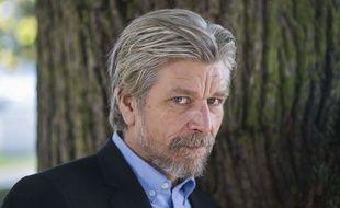 L'auteur norvégien Karl Ove Knausgaard.