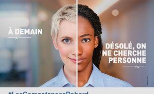 #Lescompetencesdabord, campagne du gouvernement contre les discriminations à l'embauche liées à l'origine
