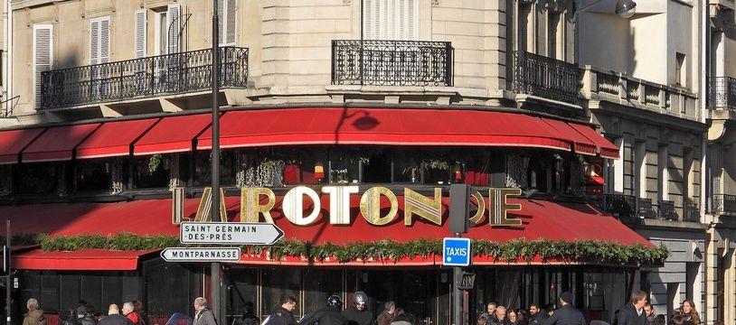 Le restaurant La Rotonde a été incendié vendredi