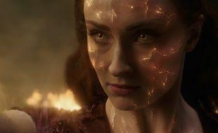Sophie Turner dans «X-Men: Dark Phoenix» de Simon Kinberg