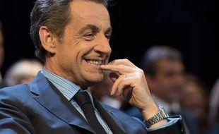 Nicolas Sarkozy, le 10 juin 2015, à Puteaux.