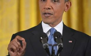 """Barack Obama s'est dit mercredi """"ouvert au compromis"""" avec les républicains du Congrès pour permettre aux Etats-Unis de sortir de l'impasse budgétaire, tout en refusant de transiger sur la nécessité pour les plus aisés d'acquitter davantage d'impôts."""