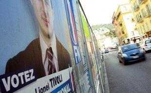 Le FN a obtenu des scores entre 21% et 35 %  au premier tour des cantonales.
